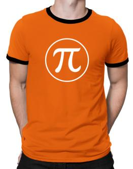 PI circle Ringer T-Shirt