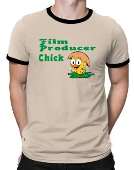 Film Producer chick Ringer T-Shirt