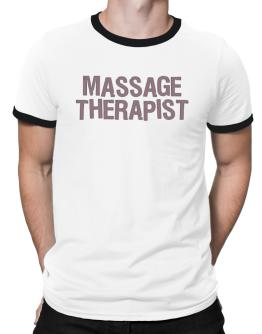 Polo Ringer de Massage Therapist