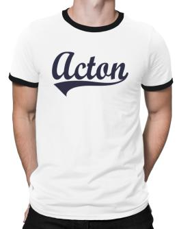 Acton Ringer T-Shirt