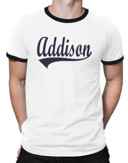 Addison Ringer T-Shirt