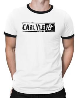 Carlyle - 18+ Ringer T-Shirt