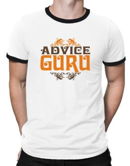 Advice Guru Ringer T-Shirt