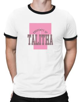 Property Of Talitha Ringer T-Shirt
