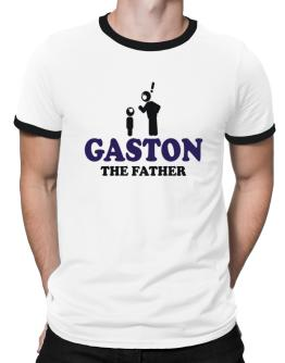 Gaston The Father Ringer T-Shirt