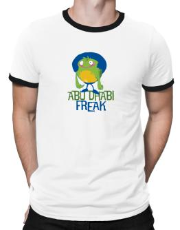 Abu Dhabi Freak Ringer T-Shirt