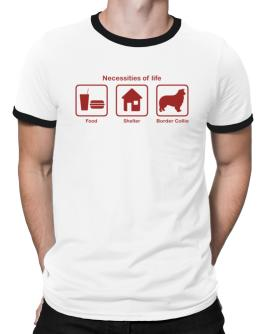 Necessities Of Life Ringer T-Shirt