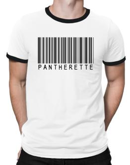 Pantherette Barcode Ringer T-Shirt