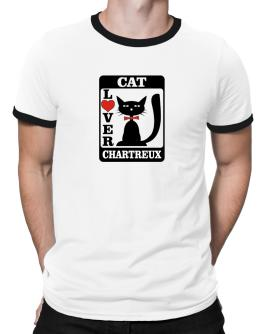 Cat Lover - Chartreux Ringer T-Shirt