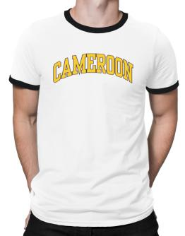 Cameroon - Simple Ringer T-Shirt