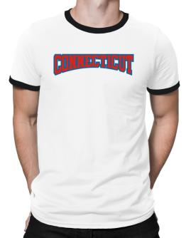 Classic Connecticut Ringer T-Shirt