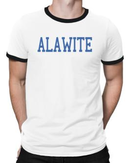 Alawite - Simple Athletic Ringer T-Shirt