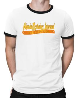 Akamba Mythology Interested For A Reason Ringer T-Shirt