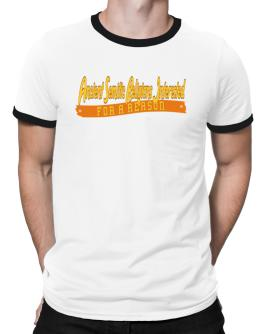 Ancient Semitic Religions Interested For A Reason Ringer T-Shirt