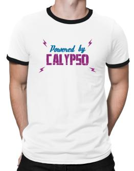 Powered By Calypso Ringer T-Shirt