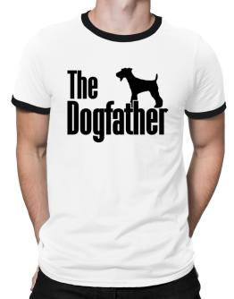The dogfather Fox Terrier Ringer T-Shirt
