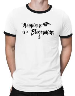 Polo Ringer de Happiness is a Stegosaurus