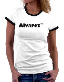 Alvarez Tm Women Ringer T-Shirt