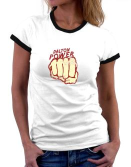 Dalton Power Women Ringer T-Shirt