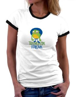 Bangkok Freak Women Ringer T-Shirt
