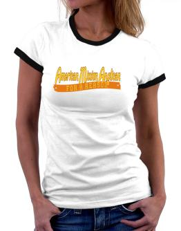 American Mission Anglican For A Reason Women Ringer T-Shirt