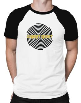 Playeras Raglan de Clarinet Addict