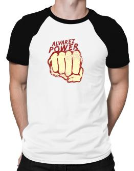 Alvarez Power Raglan T-Shirt