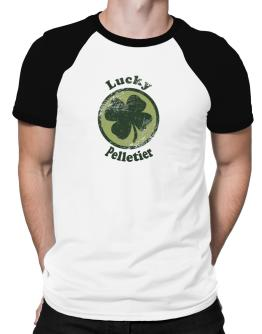 Lucky Pelletier Raglan T-Shirt