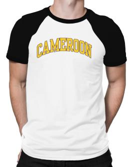 Cameroon - Simple Raglan T-Shirt