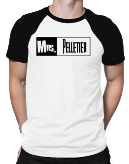 Mrs. Pelletier Raglan T-Shirt