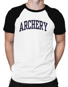 Archery Athletic Dept Raglan T-Shirt