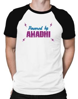 Powered By Awadhi Raglan T-Shirt