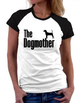 The dogmother North Country Beagle Women Raglan T-Shirt