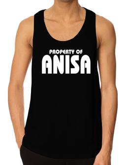 Property Of Anisa Tank Top