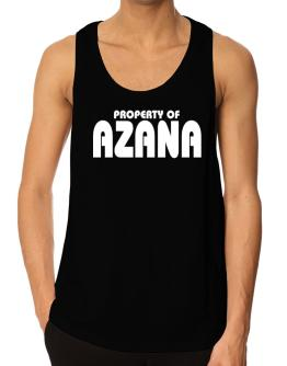 Property Of Azana Tank Top