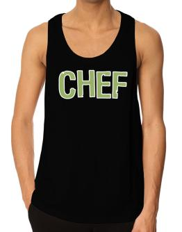 Chef Tank Top