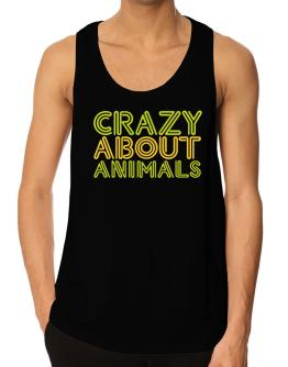 Crazy About Animals Tank Top