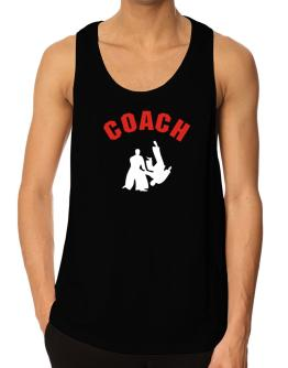 Aikido Coach Tank Top