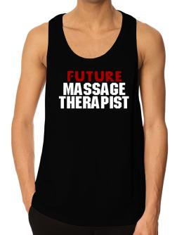Playeras Bividi de Future Massage Therapist