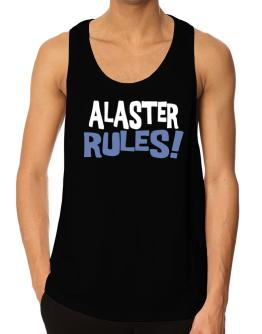 Alaster Rules! Tank Top