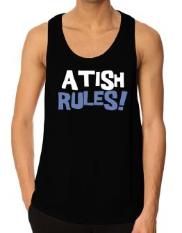 Atish Rules! Tank Top