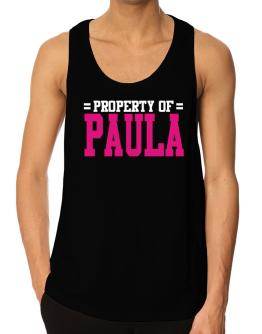 Property Of Paula Tank Top