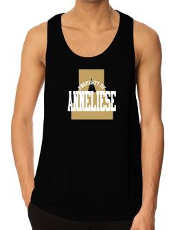 Property Of Anneliese Tank Top