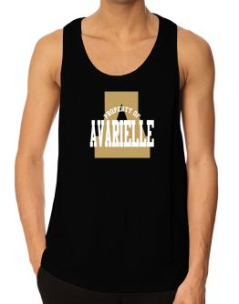 Property Of Avarielle Tank Top
