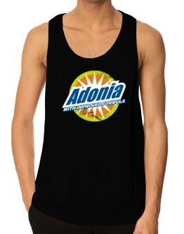 Adonia - With Improved Formula Tank Top