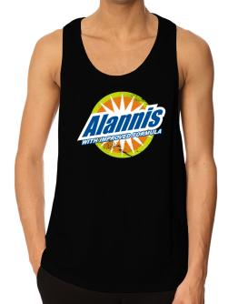 Alannis - With Improved Formula Tank Top