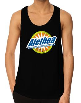 Alethea - With Improved Formula Tank Top