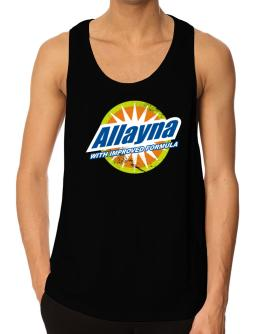 Allayna - With Improved Formula Tank Top