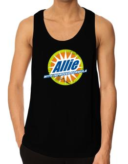 Allie - With Improved Formula Tank Top