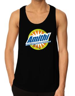 Amithi - With Improved Formula Tank Top